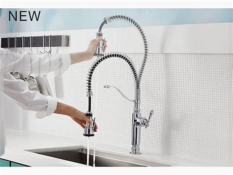 tournant semi professional kitchen sink faucet