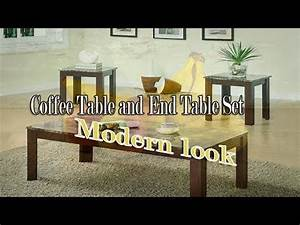 the best place to buy coffee table and end table set youtube With best place to buy coffee table