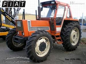 Fiat 880 DT - Fiat - Machinery Specifications - Machinery