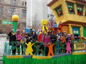 tv alert sesame at the macy 39 s thanksgiving day parade muppet central forum