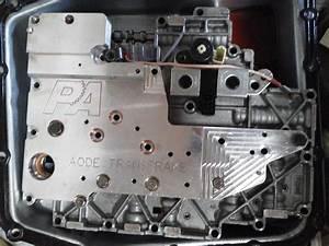 Aode  4r70w Transbrake Valvebody Sold