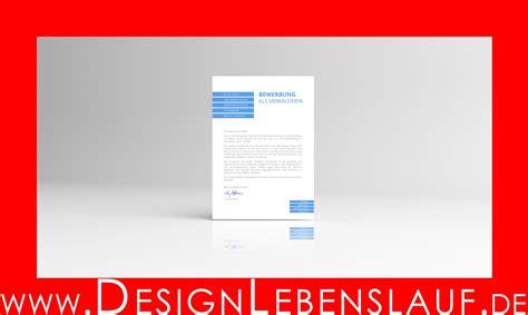 Bewerbungsschreiben Muster Kostenlos Mit Designlebenslauf
