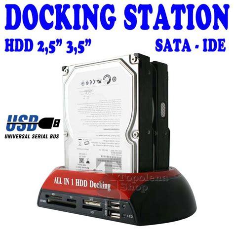 Disk Ide Interno Station Disk 3 5 2 5 Sata Ide 2 Hd Hdd Box