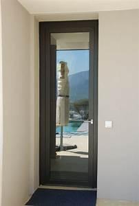 Porte Entree Vitree : covermetal porte d 39 entr e vitr e main door doors ~ Dode.kayakingforconservation.com Idées de Décoration