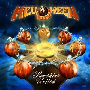 HELLOWEEN   Pumpkins united BLACK VINYL - Nuclear Blast