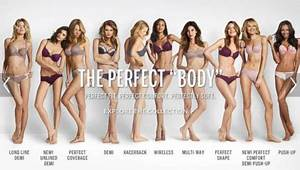 How Do YOU Feel About The Victoria's Secret 'Perfect Body ...