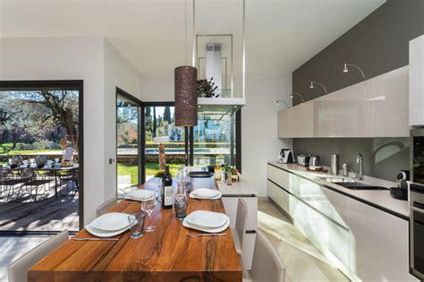 cuisine d architecte maison d 39 architecte contemporain cuisine par