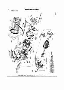 1955 Ford F100 Replacement Parts