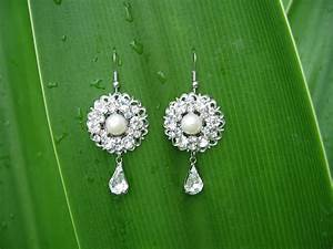 sparkling rhinestones earrings earring 005 earring 005
