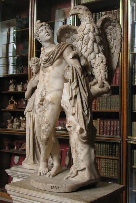 zeus ganymede   british museum  king