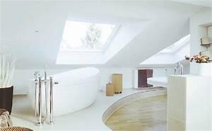 Zimmer Mit Schrägen : badezimmer modern dachschr ge ~ Lizthompson.info Haus und Dekorationen