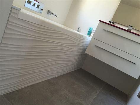meuble cuisine blanc pas cher salle de bains baignoire blanche sur les pennes