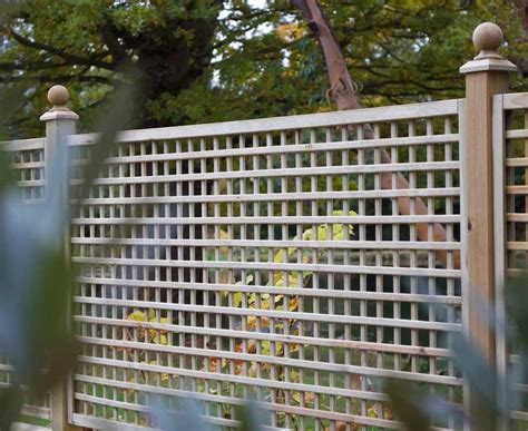5 Foot Trellis Panels by Square Trellis Panel 40mm Gap Paint Options The