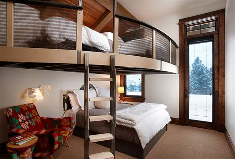 72+ Beautiful & Modern Bunk Beds For Adults 201718