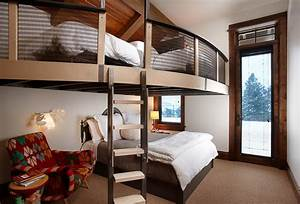72 beautiful modern bunk beds for adults 2017 18 With double bunk beds ideas for modern look