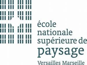L'ENSP, Ecole nationale supérieure du paysage à Versailles et Marseille
