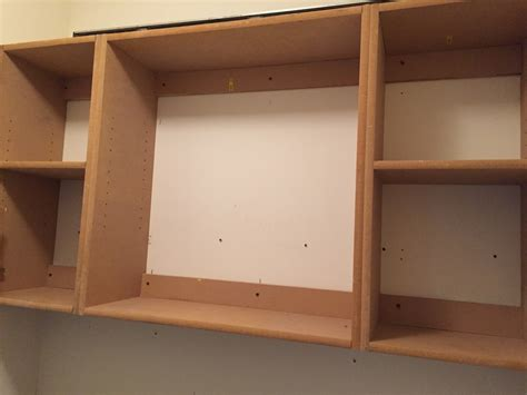 how to make simple cabinet doors how to build upper cabinets laundry room makeover