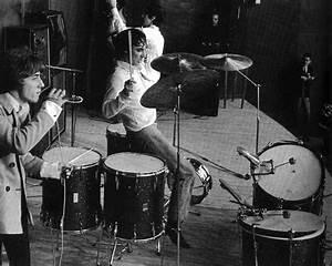 1966 Premier double-bass kit | Keith Moon's Drumkits | Whotabs