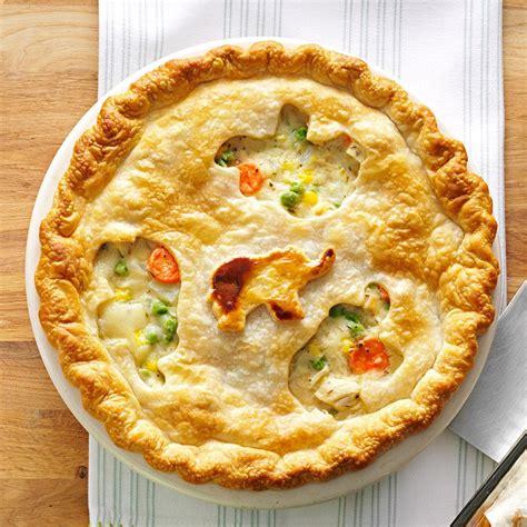 Best Chicken Pot Pie Recipe Chicken Pot Pie Recipe Hungryforever Food