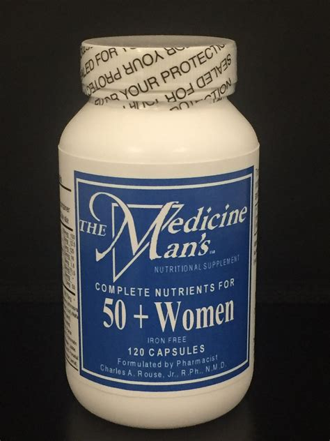 Complete Nutrients For 50 Plus Women