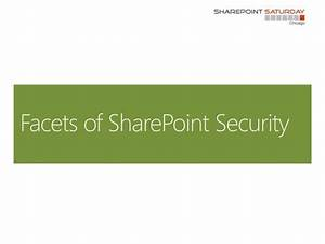 Securing the SharePoint Platform