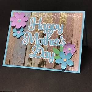 Pop-Up Flower Pot Mother's Day Card - Tidbits and Tinkerings