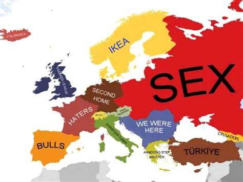 Europe according to Turks - YouTube