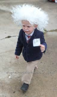 Albert Einstein Costume Homemade