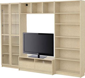Billy Bookcase Tv Stand by Billy Bookcase Combination With Tv Bench Modern