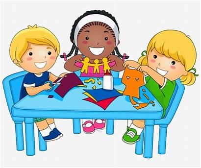 Clipart Kid Nursery Craft Artist Greek Dreamland
