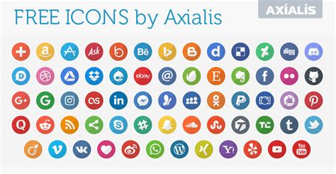 free icons by axialis