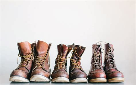 Red Wing Boots Shop Style Features The Best