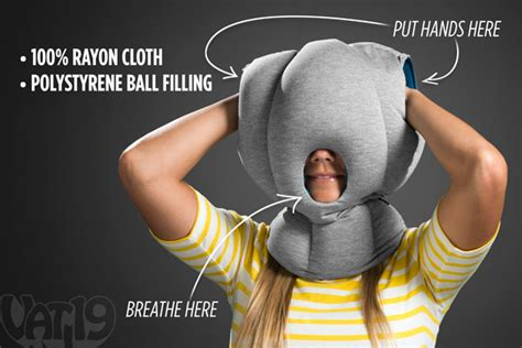 Comfortable Bean Bag Chairs by The Ostrich Pillow Nap Anywhere Anytime