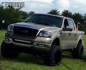 Wheel Offset 2004 Ford F 150 Suspension Lift 6