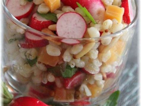 recette de cuisin recettes de radis et verrines 3