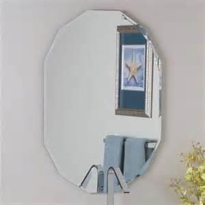 decor wonderland ssm8002 diamond bathroom mirror lowe s