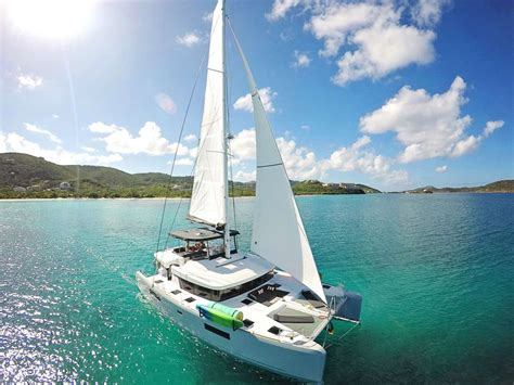 island hoppin crewed catamaran charter islands view availability