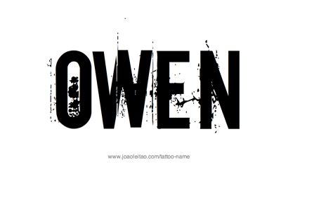 owen  tattoo designs