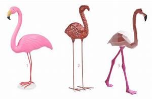 Flamant Rose Jardin : d co flamant rose flamingo around the corner ~ Teatrodelosmanantiales.com Idées de Décoration