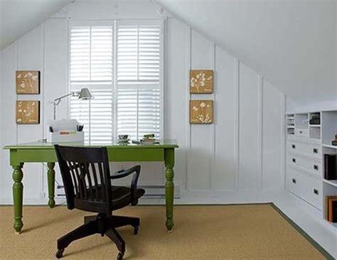 attic office ideas small attic office shelves built ins pinterest