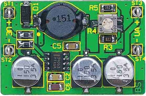 Smd Step Down Converter Circuit