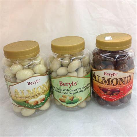 jual coklat beryls almond gram  lapak randomgoods