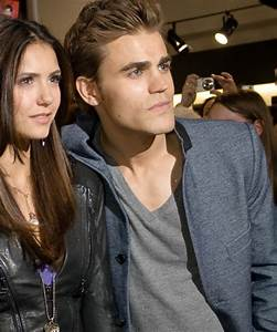 paul-nina - Paul Wesley and Nina Dobrev Photo (25594354 ...