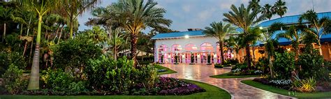 beautiful south florida wedding venue at deer creek golf club