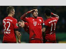 Kalahkan Wolfsburg, Bayern Muenchen Kokoh Di Puncak