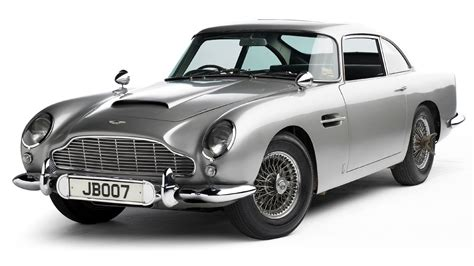 Power Cars Aston Martin Db5 By James Bond 007