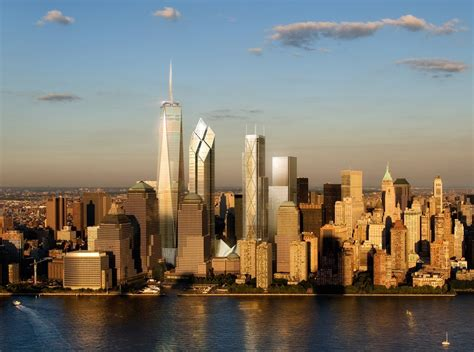 New World Trade Center Coming To Life Already Impacts New