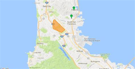 south san francisco power outage affects thousands south