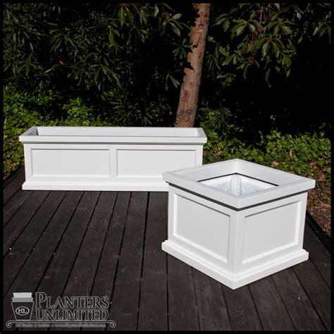 rectangular planter box keswick rectangular planter box patio garden