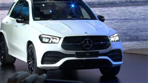 Mercedes-benz Gle Premiere At The 2018 Paris Motor Show